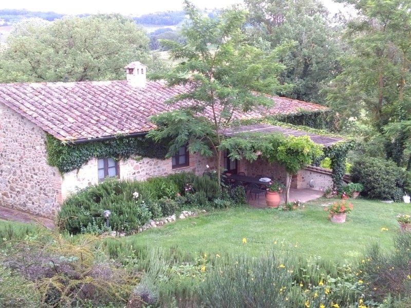 San Giovanni, casa vacanza a Monteguidi