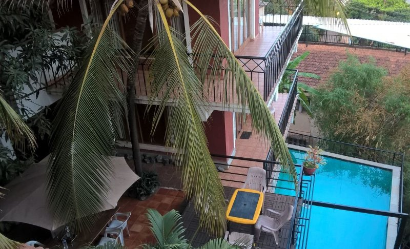 Casa Tropicana - Villa Tidina, holiday rental in Bogmalo