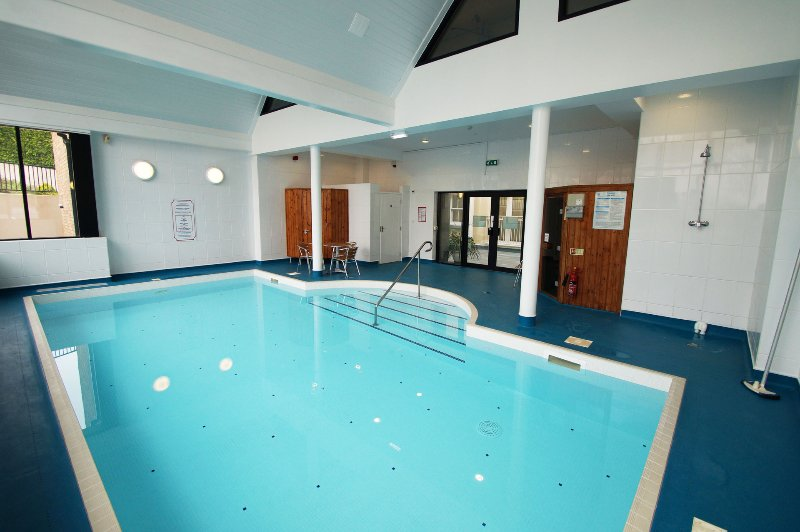 Updated 2019 caldey house tenby with indoor swimming - Summer house with swimming pool review ...