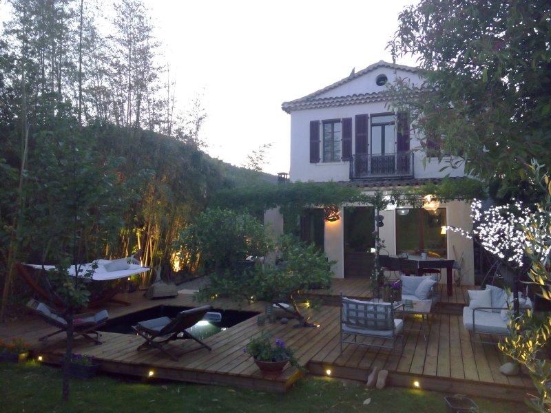 Location maison de charme à Solliès pont, holiday rental in Sollies-Pont