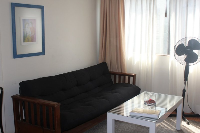 Estudio amoblado en Providencia, holiday rental in Nunoa