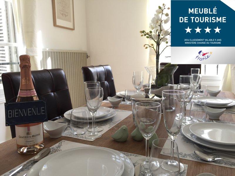 Bienvenue à Saumur