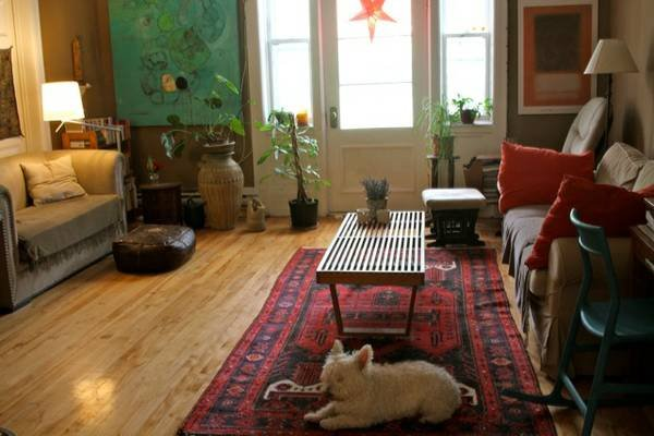 Roommate for big, bright and cozy apt., holiday rental in Mont-Royal