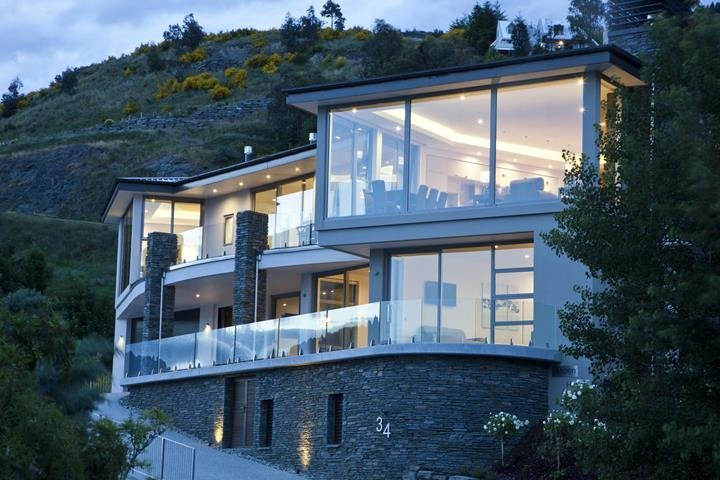 Lake Views at Aspen House, holiday rental in Queenstown