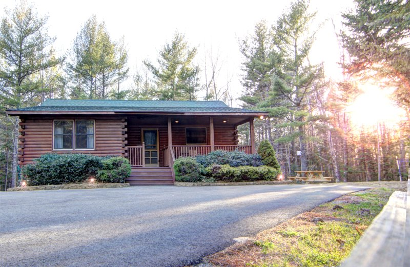 Picture Perfect Bar Harbor Log Cabin, holiday rental in Mount Desert Island