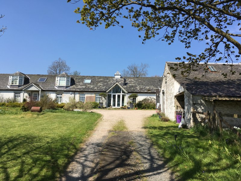 Troon Open 2016 Letting - Meadowlands Farm, holiday rental in Newmilns