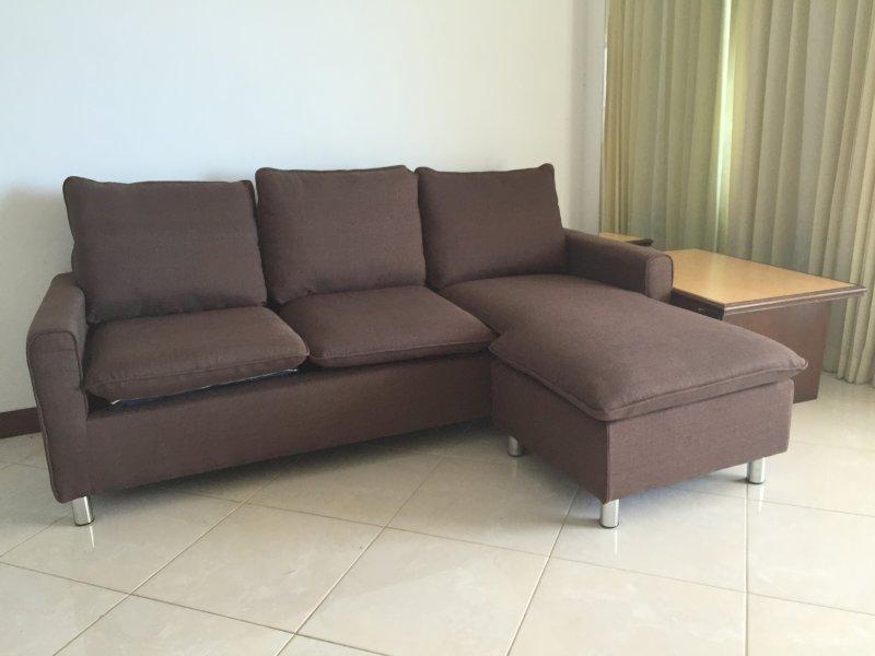 New sofa June 2016