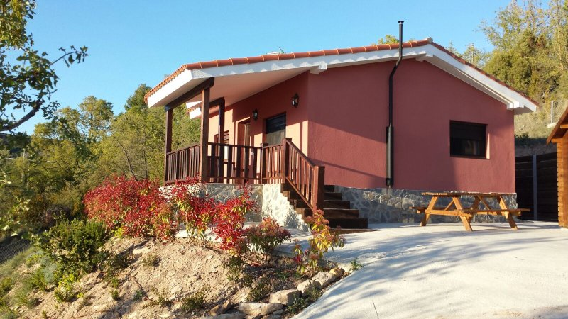 La caseta del Montsec, holiday rental in Camarasa