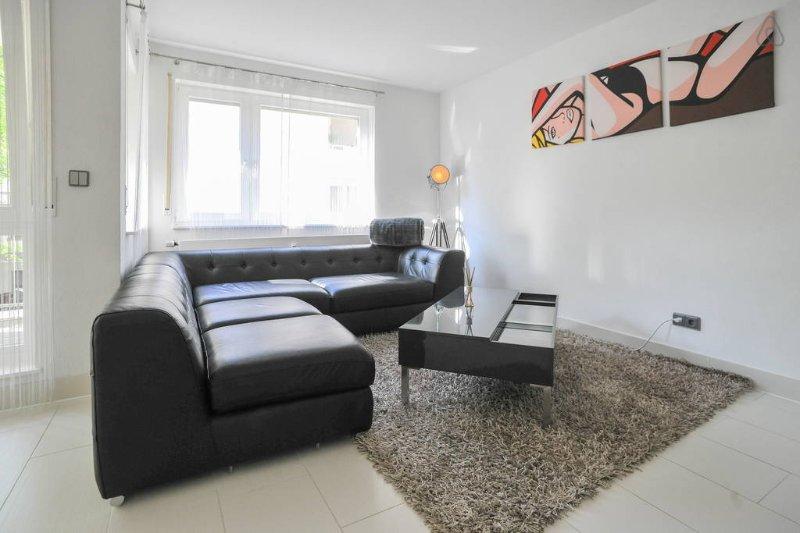 Design-Apartment direkt im Zentrum Stuttgart, aluguéis de temporada em Leinfelden-Echterdingen
