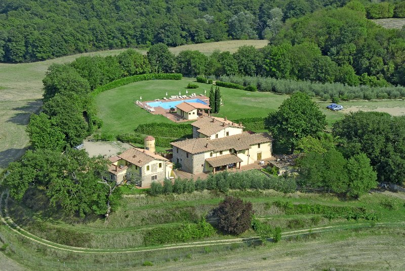 Lago House, Residence in Tuscany, Farm Holiday, vakantiewoning in Pergine Valdarno