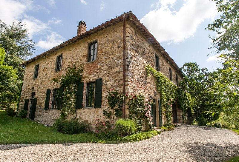 Casale Le Fonti - Front of property
