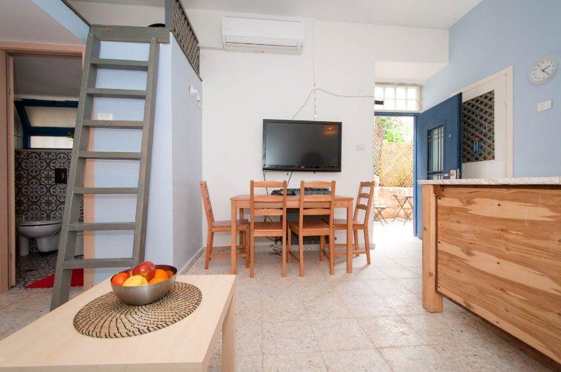 Relax Inn Jerusalem, Designer Vacation rental, alquiler de vacaciones en Beit Jala