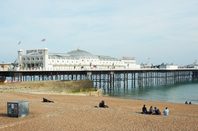 Close proximity to Brighton and the Sussex coast .