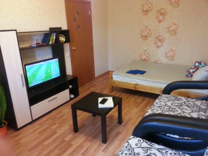 Apartment Karla Marksa 49, holiday rental in Klin