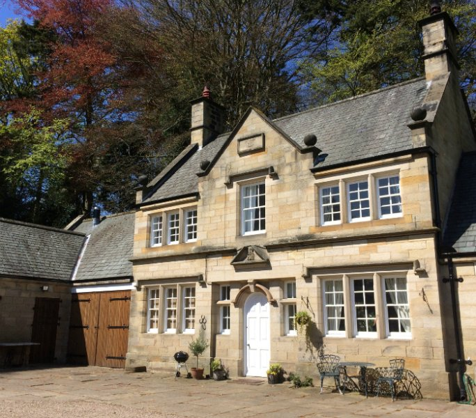 Manor Cottage is a lovely period house located on the stunning Egton Estate – with its 6000 acres of