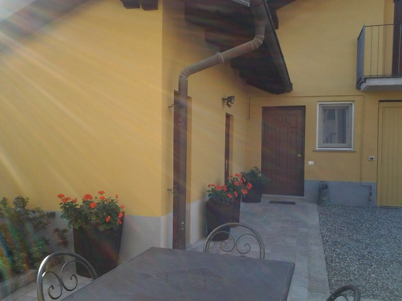 La Mansarda dell'Artista, holiday rental in Viverone