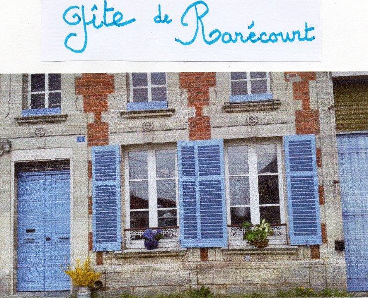 Gite rural en Meuse près Verdun ,plain pied jardin, holiday rental in Chaumont-sur-Aire