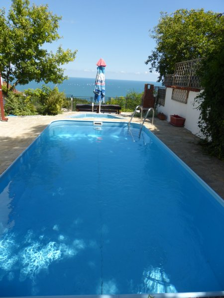 Beautiful villa house 7 bedroom  Panorama Views Black Sea  Balchik  Albena, location de vacances à Rogachevo