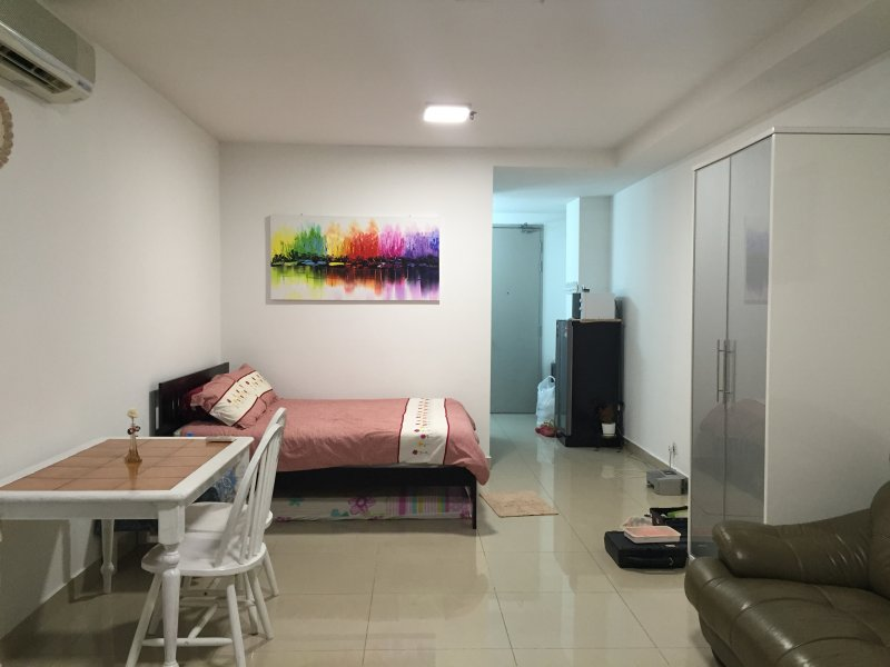 Ideal Studio unit for 2..