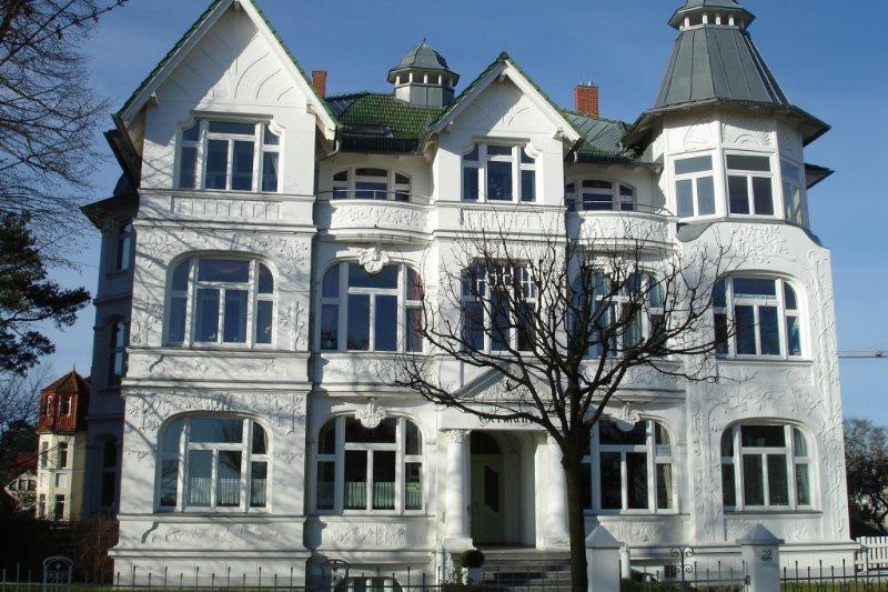 Ferienwohnung Büge Seeseite 8a, holiday rental in Seebad Ahlbeck