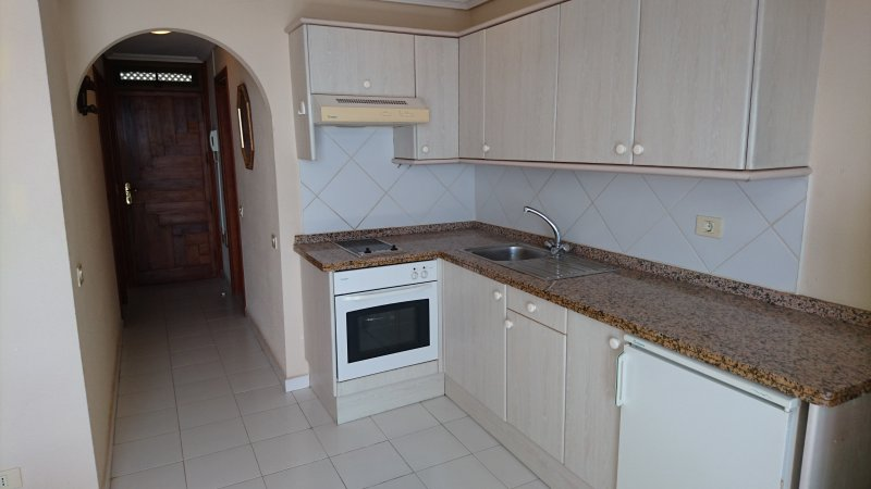 Fully equipped american style kitchen!