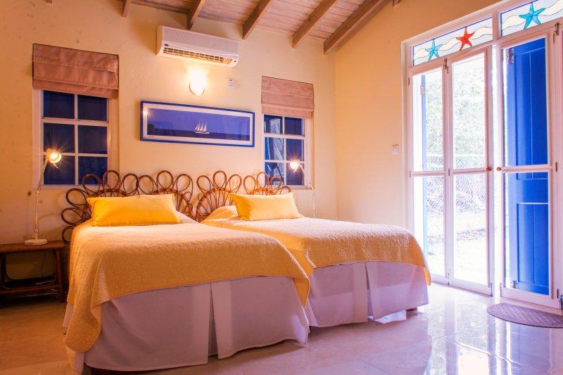 2nd en suite bedroom garden bedroom with separate entrance