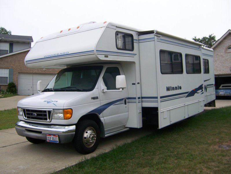 Cincinnati RV Rental Handicap Accessible