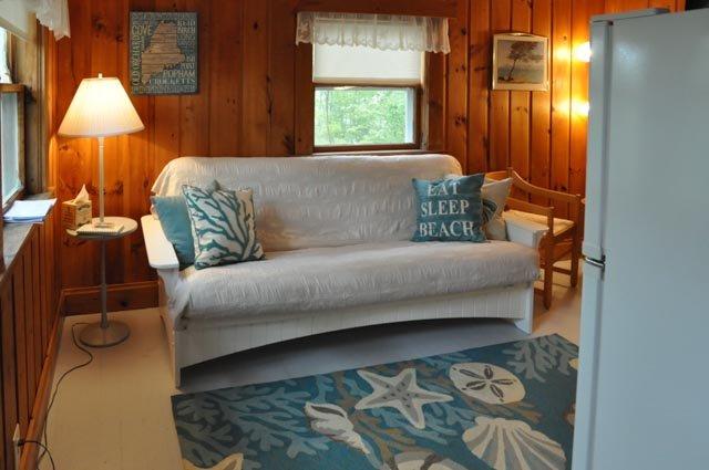 L.L. Bean Futon Couch