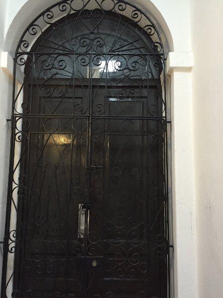 Front Door of Apt.