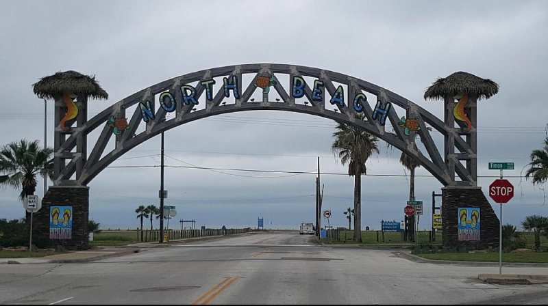 Welcome to Corpus Christi! North beach...City by the Sea!