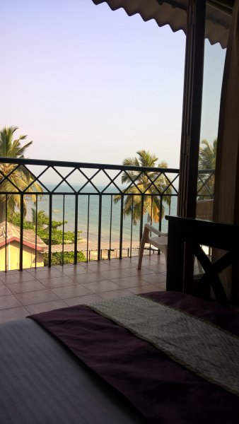Casa Tropicana - Villa Tidina, R102, holiday rental in Bogmalo