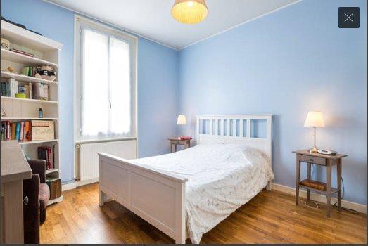 Grande maison 5 à 8 pers. avec parking+métro, holiday rental in Saint-Quentin-Fallavier