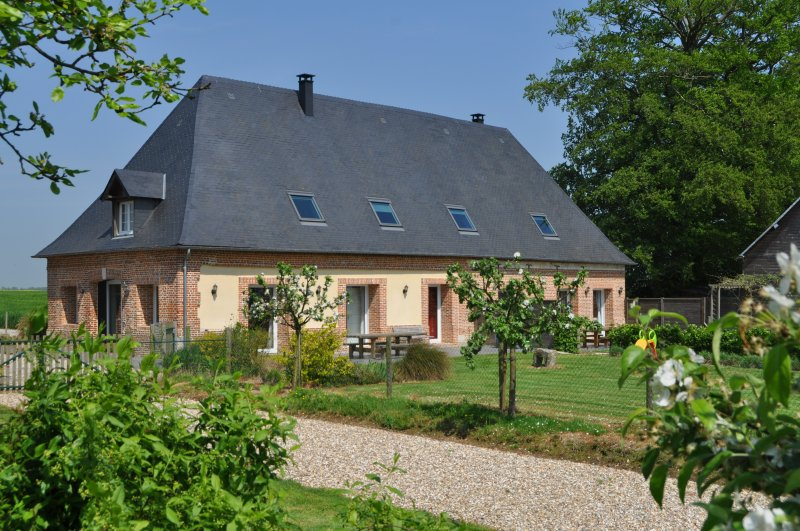 Le Neuf-Moulin, holiday rental in Bertrimont