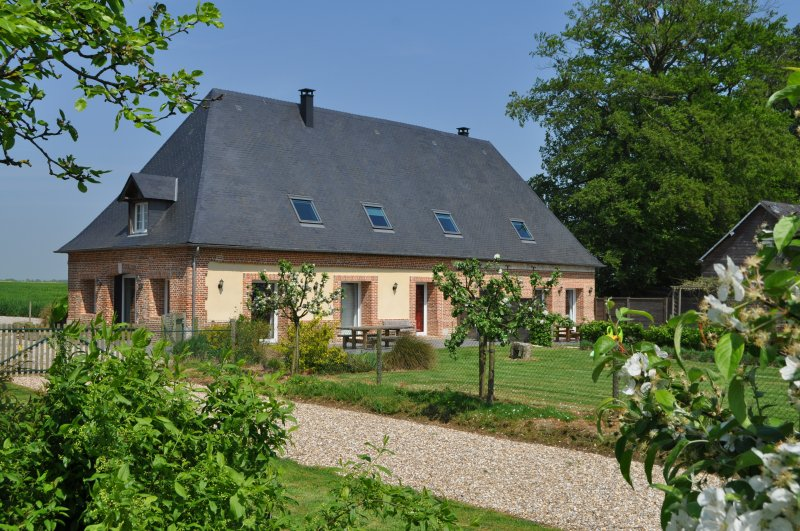 Le Bois-Saleu, vacation rental in Dieppe