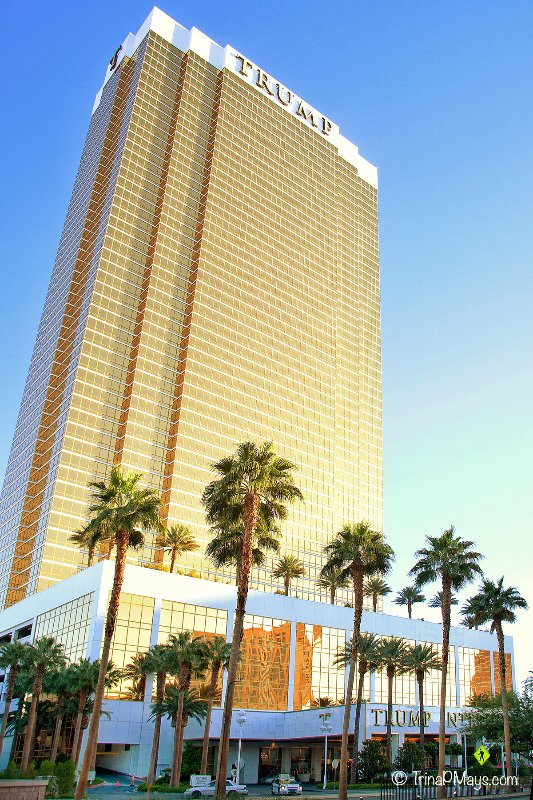 Welcome to the Trump Tower Las Vegas!