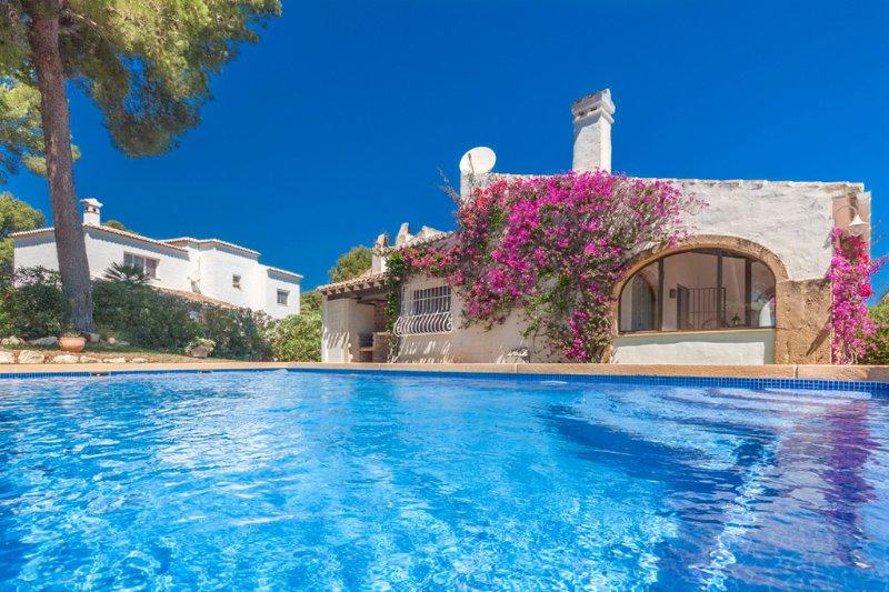 Villa Rosa, location de vacances à Javea