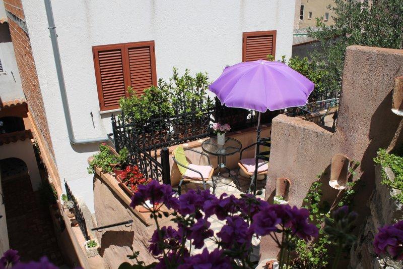 Apartment In Center Of Rovinj With Terrace 1 – semesterbostad i Rovinj