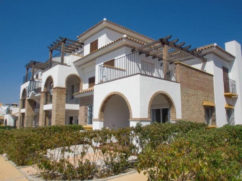 644- Magnifico duplex con vistas al mar, location de vacances à Vera