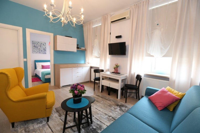 Feel the sweet downtown vibrations!, vacation rental in Zagreb