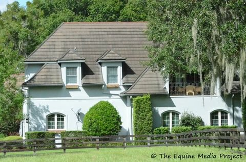 Fox Heaven at Fox Grove Farm, vacation rental in Ocala