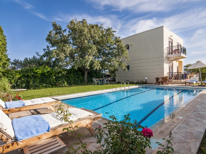 Kalliani Private Villa with Breathtaking view, holiday rental in Kallergiana