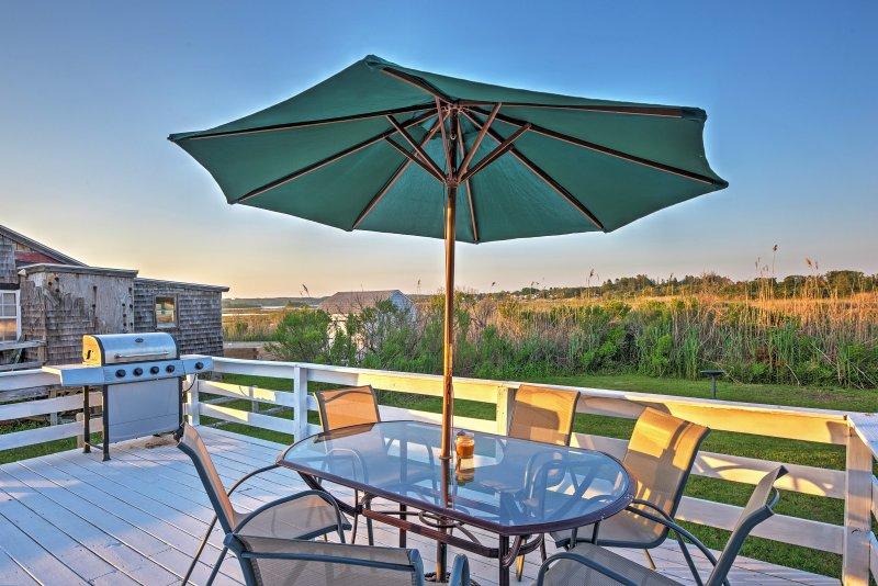 Charlestown Vacation Rental | 3BR | 1BA | 1,000 Sq Ft | 1 Story