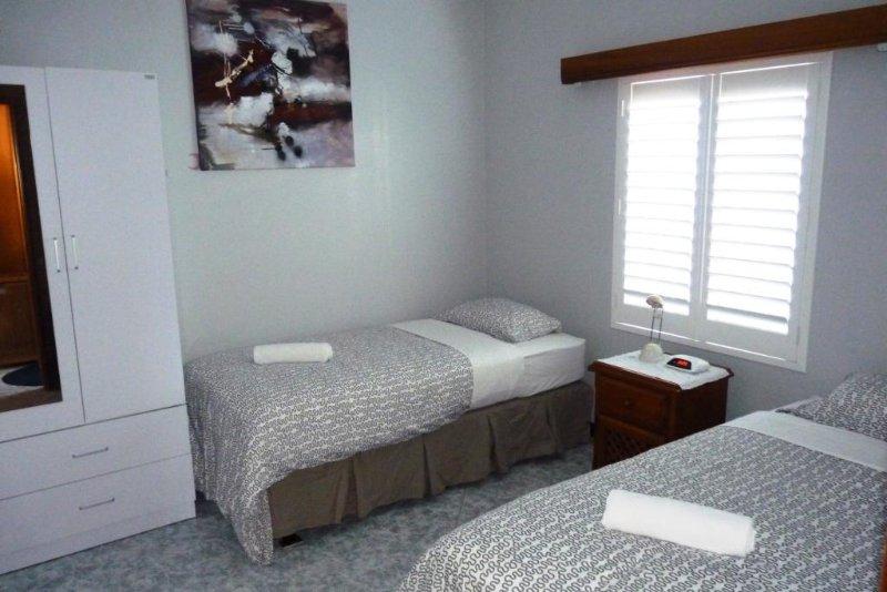 Bedroom 3- On the ground floor