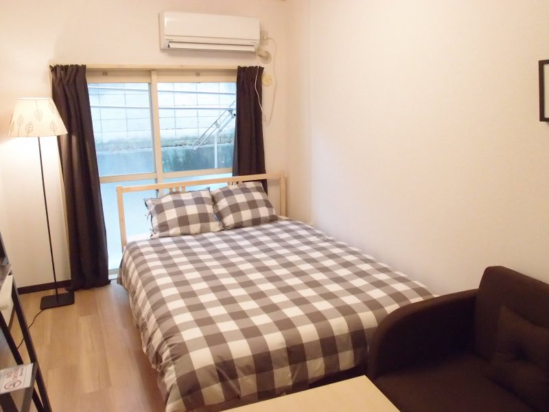 5min Nakano sta. private apt+P-Wifi, vacation rental in Hachioji