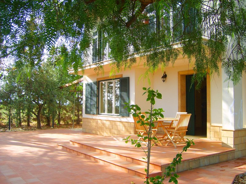 Casa Belice di mare, alquiler de vacaciones en Menfi