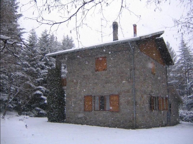 Villa contornata da ampio giardino, vacation rental in Chiesina-Farne