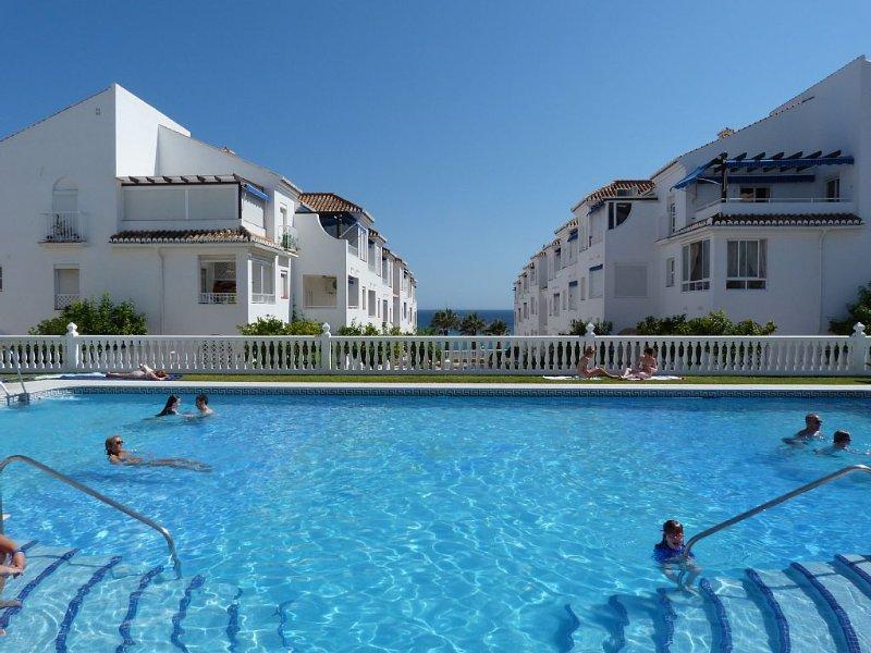 Residencial de Lujo en el centro de Nerja y primera línea de la Playa de la Torrecilla
