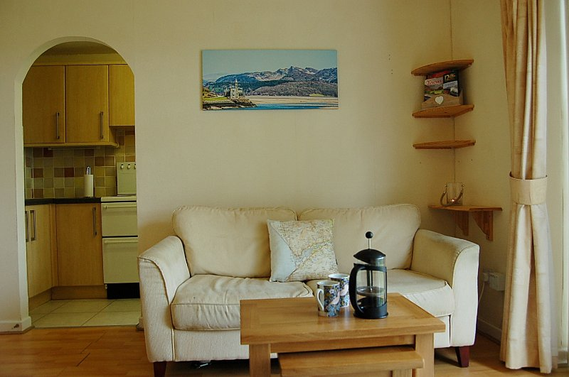 Harlech Bolthole Apartment, vacation rental in Harlech