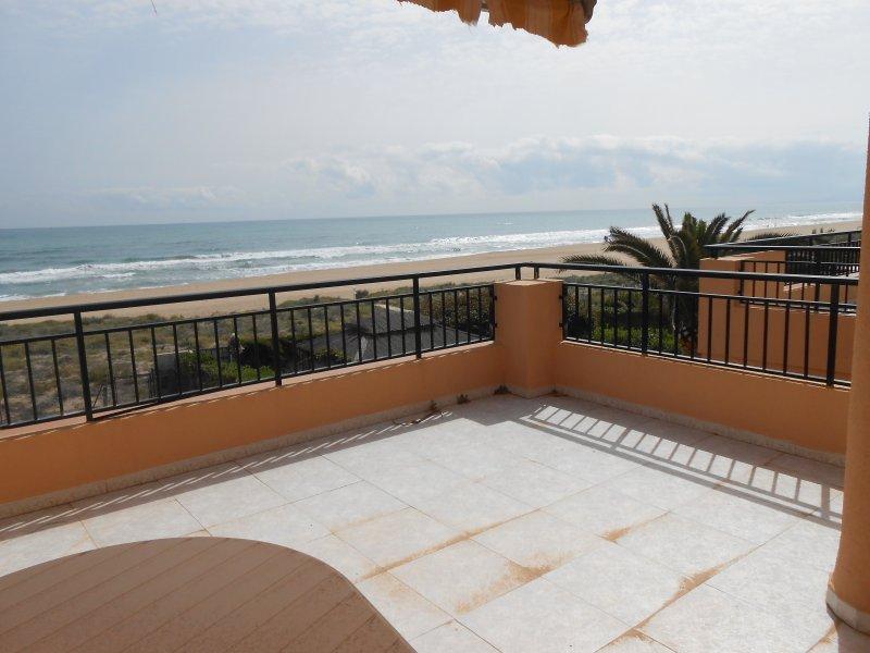 FRENTE AL MAR, vacation rental in Xeraco