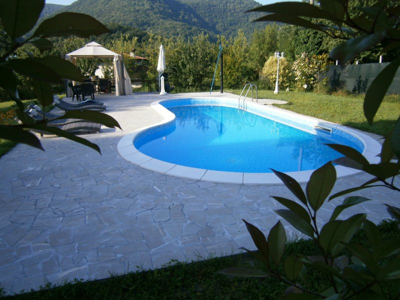 Villa Rosetta, vacation rental in Stregna